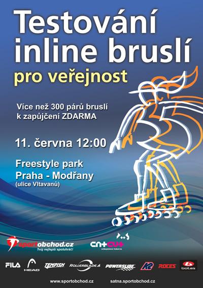 Inline test Praha
