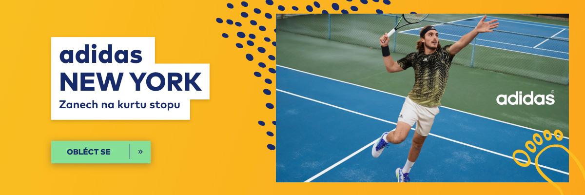 Kolekce tenisového oblečení adidas New York 2021