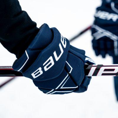 Hokejové rukavice Bauer