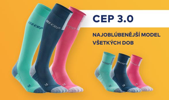 Podkolienky CEP 3.0