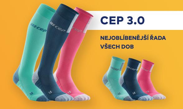 Podkolenky CEP 3.0