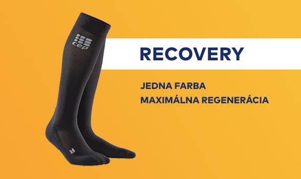 Podkolienky CEP Recovery
