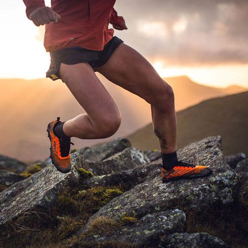 Dámská běžecká obuv na orientační běh