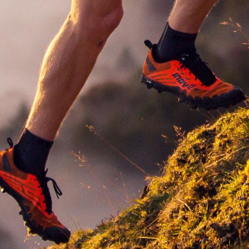 Pánská běžecká obuv na orientační běh