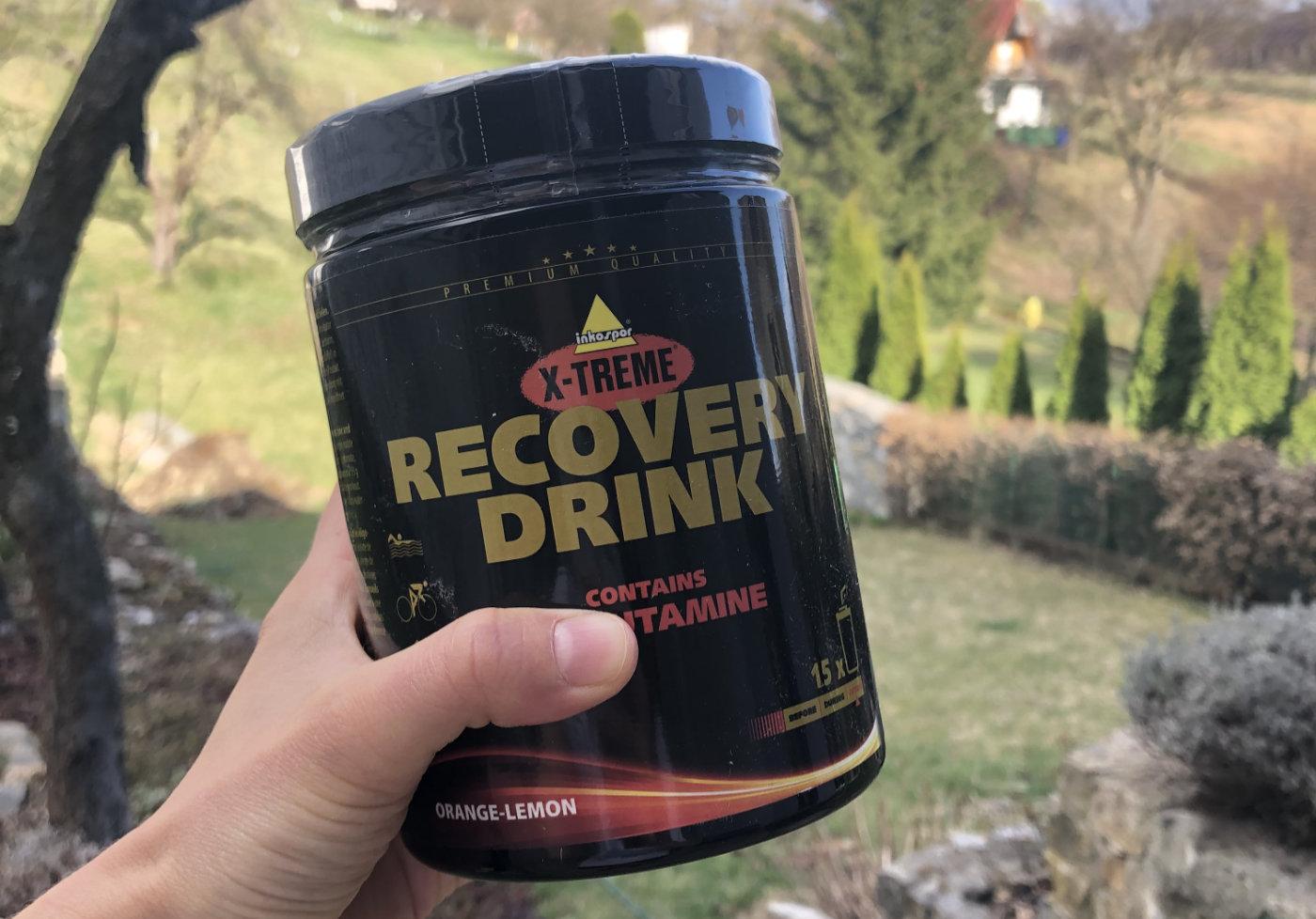 Regenerační nápoj Inkospor Recovery Drink