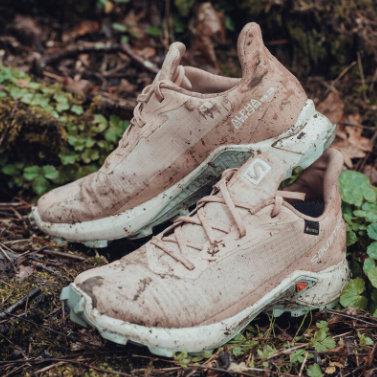 Běžecké boty Salomon Alphacross