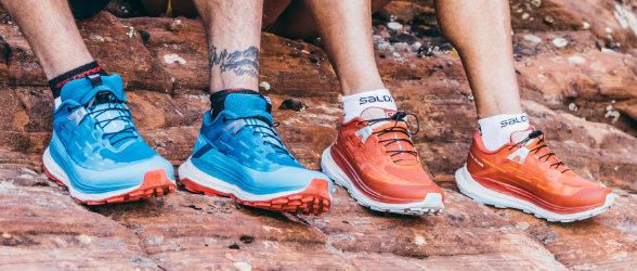 Bežecké boty Salomon Ultra Glide