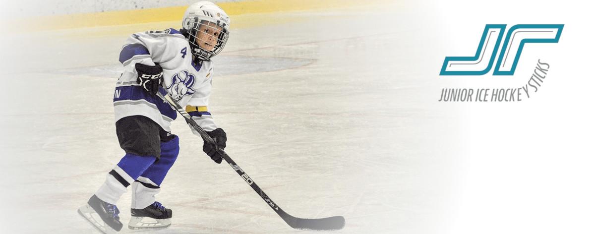 Hokejový hráč s hokejkou JR20