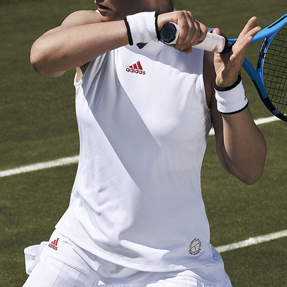 Dámské tenisové oblečení adidas London 2021