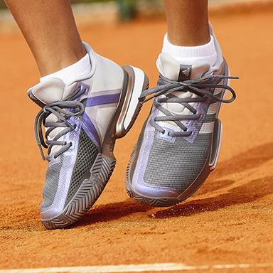 Dámská tenisová obuv adidas SoleMatch Bounce