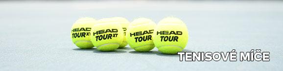 Tenisové míče Head