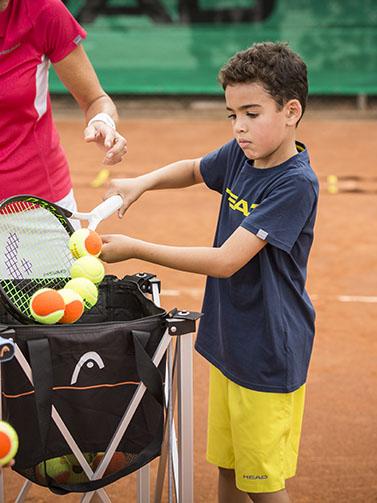 Dětské tenisové oblečení Head