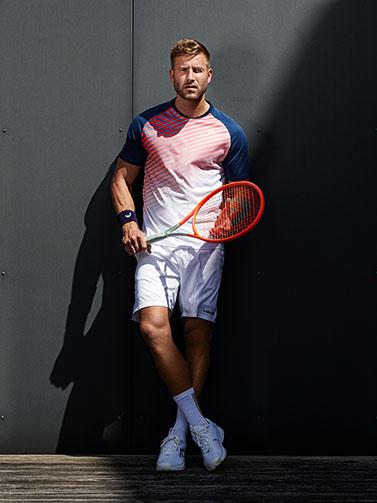 Pánské tenisové oblečení Head