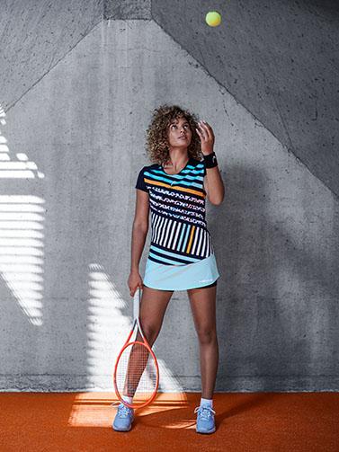Dámské tenisové oblečení Head