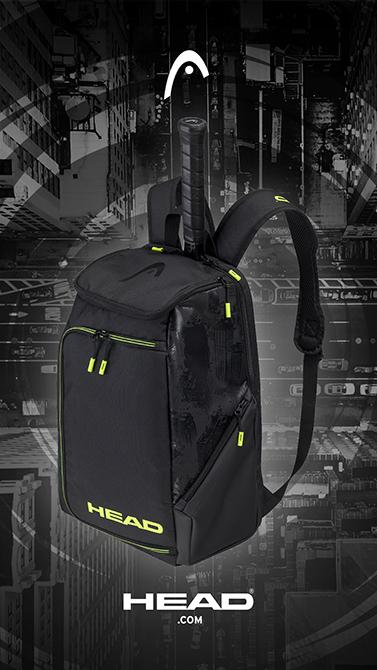 Batoh na rakety Head Graphene 360+ Extreme Nite Backpack 2021