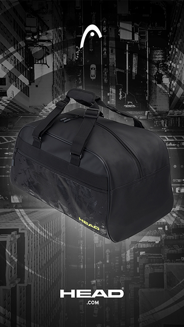 Taška Head Graphene 360+ Extreme Nite Court Bag 2021