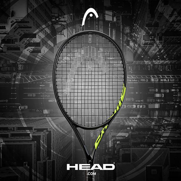 Tenisová raketa Head Graphene 360+ Extreme Tour Nite 2021