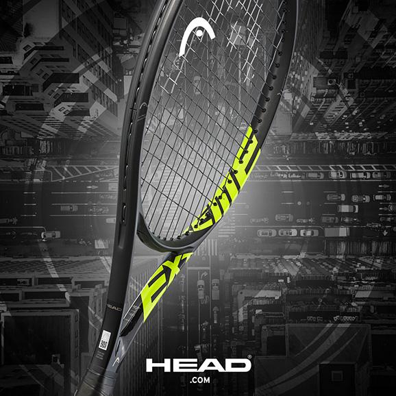 Tenisová raketa Head Graphene 360+ Extreme MP Nite 2021
