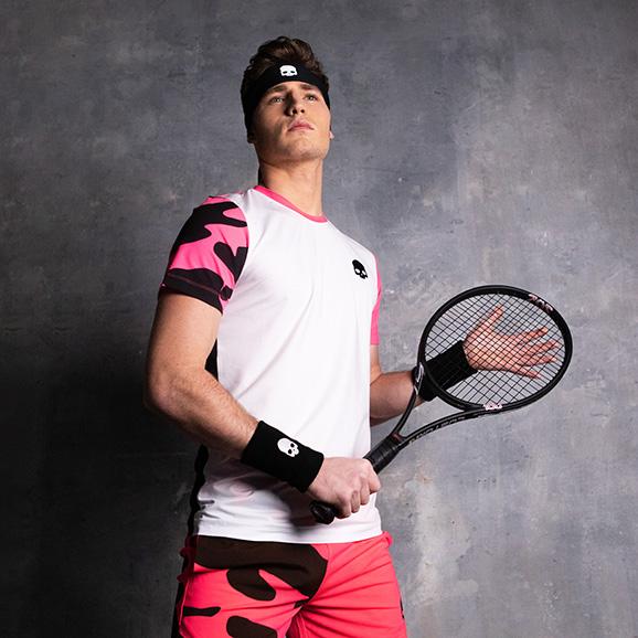 Pánské tenisové oblečení Hydrogen
