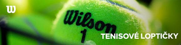 Tenisové loptičky Wilson