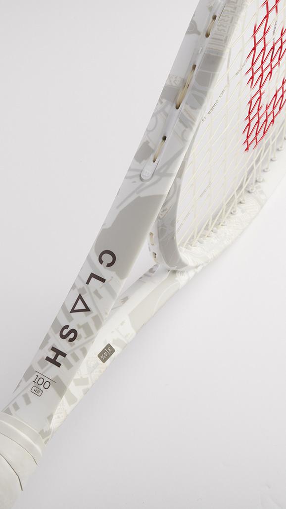 Tenisová raketa Wilson Clash 100 US Open LTD Edition