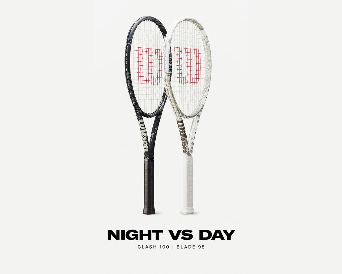 Limitovaná edice Wilson Night vs. Day
